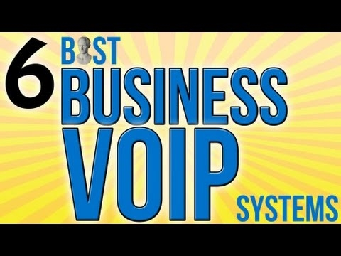 6 Best Small Business VoIP telefoniteenuse pakkujat 2019