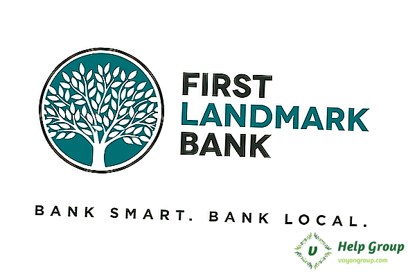 Revisiones y cargos de First Landmark Bank Business
