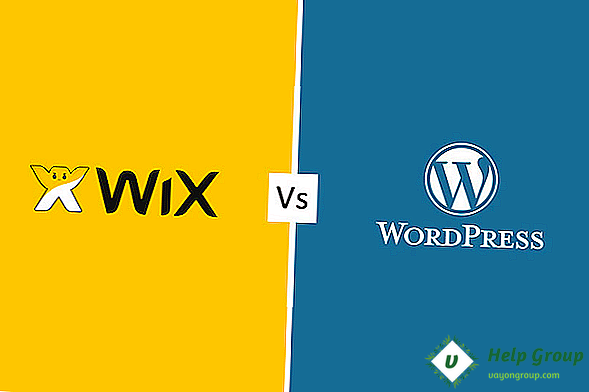 Wix vs WordPress: Sådan sammenligner Website Platforms